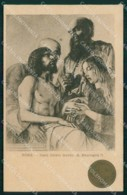 Roma Città Gesù Cristo Morto Mantegna Giubileo Anno Santo Cartolina MX2197 - Roma (Rome)