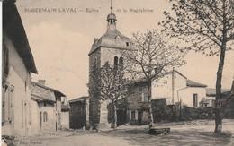 Loire : SAINT-GERMAIN-LAVAL : église De La Magdeleine - Saint Germain Laval