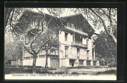 AK Saint-Légier-La Chiésaz, Dépendance De L`Hôtel - Pension Du Roc - VD Vaud