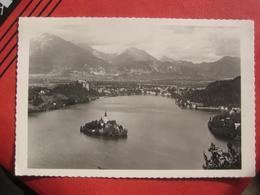 Bled / Veldes - Panorama - Slowenien