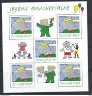 "FRANCE Bloc Neuf N° 100  "" Joyeux Anniversaire "" Babar  2006 - Blocs & Feuillets"