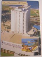 ISRAEL JAFFA TEL AVIV DAN PANORAMA HOTEL SEA BEACH POSTCARD PICTURE ORIGINAL PHOTO POST CARD PC STAMP - Israel