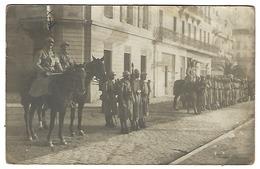 43e Bataillon De Tirailleurs Sénégalais - Janvier 1918 - Remise De La Fourragère - Saint-Raphaël - Guerre 1914-18