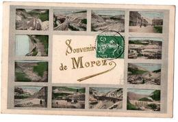 MOREZ SOUVENIR DE CARTE COULEUR - Morez