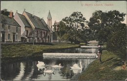 St Mark's Church, Dawlish, Devon, 1906 - Chapman Postcard - Other