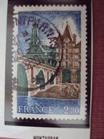 """80-89-  Timbre Oblitéré  N°2083     """" Montauban     """"    0.40 - France"""
