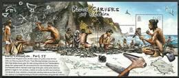 Pitcairn 2007 Mi Bl 46 MNH ( ZS7 PTCbl46dav135 ) - Berufe