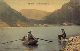 Sylans - Le Lac De Sylans 1907 - Francia