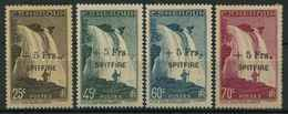 Cameroun (1940) N 236 A 239 * (charniere) - Cameroun (1915-1959)