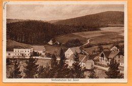 Siebenhuben Bei Jawor Jauer Poland 1937 Postcard - Polonia