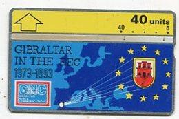 TK 01351 GIBRALTAR - L&G 308A... Used - Gibraltar