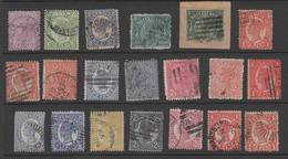 Queensland Australia State..Stamp Collection. - 1860-1909 Queensland