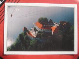 """Bled / Veldes - Flugaufnahme """"Blejski Grad"""" - Slowenien"""