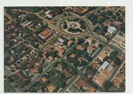 Vista Aérea Do Centro Da Cidade - Guiné Bissau  ( 2 Scans ) - Guinea-Bissau