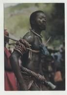 Costumes Do Folclore Balanta - Guiné Bissau  ( 2 Scans ) - Guinea-Bissau