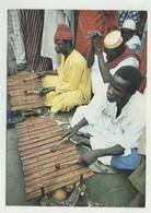 Musica Folclórica Em Gabu - Guiné Bissau  ( 2 Scans ) - Guinea-Bissau