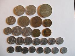 Germany: DDR Lot 27 Coins 1950 - 1990 - [ 6] 1949-1990 : RDA - Rep. Dem. Alemana