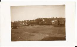 Photo -Thème Chemin De Fer -   SNCF - Locomotive   - Train  - Gare à Localiser - Trains
