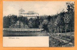 Gottingen Germany 1914 Postcard - Goettingen