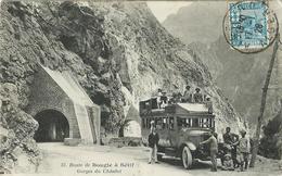Route De Bougie à Sétif - Gorges Du Chaabet - Algeria