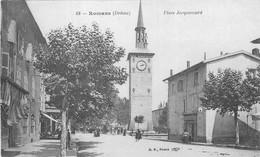 WW 26 ROMANS. Chapellerie Place Jacquemard 1919 - Romans Sur Isere
