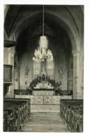 Eglise (autel) De Chaudenay Circulé 1909, Cachet Facteur Boitier Chaudenay - France