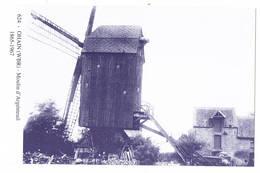 Ohain: Moulin D'Argenteuil ( 2 Scans) - België