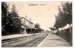 ANDREZIEUX LA GARE - Andrézieux-Bouthéon