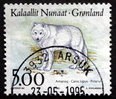 Geenland 1993   Native Animals   MiNr.239  ( Lot A 165) - Used Stamps