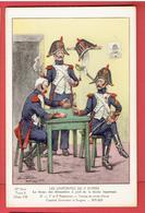 UNIFORME GRENADIERS A PIED DE LA GARDE IMPERIALE CAPORAL GRENADIER SERGENT 1805 1808 EMPIRE DESSIN PIERRE ALBERT LEROUX - Uniforms
