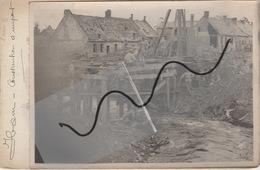 HAM (Somme) - Guerre, Militaire