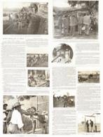 """QUELQUES SEMAINES CHEZ Les FORCATS """" CAYENNE / ST-LAURENT-DU-MARONI / ST-JEAN-DU-MARONI """" 1908 ( 1 ) - Outre-Mer"""