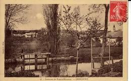 54 - Environs De PONT-à-MOUSSON - GRISCOURT - - Pont A Mousson