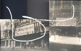 5 Charleroi Occupation Allemande Et Libération. Le Cinéma Eldorado Sous Deux Drapeaux.Repros. - 1939-45