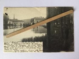 Environs De Genappe «La Fillature De Basse-Lalloux à BOUSVAL»Panorama,animée 1910(Édit DOHET,Bousval. - Genappe