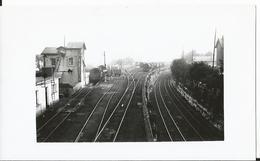 Photo -Thème Chemin De Fer -   SNCF - Locomotive   - Train - Gare - Besançon - Treni