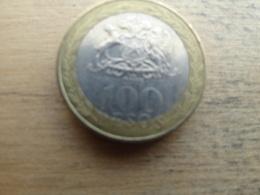 Chili  100 Pesos  2005 Km 236 - Chili