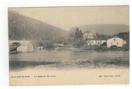 ALLE-SUR-SEMOIS  - LE MOULIN DE ALLE - Vresse-sur-Semois