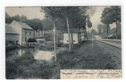 Eben-Emael  -  Le Moulin Thonnard 1906 - Bassenge