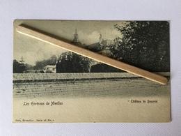 LES ENVIRONS DE NIVELLES «Château De BOUSVAL»Panorama Édit Nels Serie 76/nº 2 - Genappe