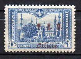 Col 13 /    Cilicie N° 70  Neuf XX MNH  Cote : 12,00 € - Cilicia (1919-1921)