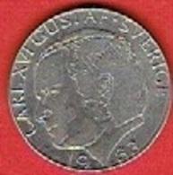 SWEDEN #  1 KR  FROM 1983 - Suède