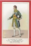 UNIFORME 1e EMPIRE EUGENE BEAUHARNAIS 1805 VICE ROI D ITALIE NAPOLEON DESSIN DE V. HUEN - Uniformen