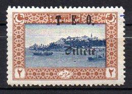 Col 13 /    Cilicie N° 72  Neuf X MH  Cote : 2,00 € - Cilicia (1919-1921)