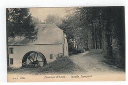 Moulin Lampach. Environs D'Arlon D.V.D.10384 - Arlon