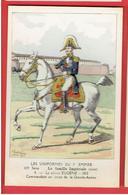 UNIFORME 1e EMPIRE PRINCE EUGENE 1812 COMMANDANT UN CORPS DE LA GRANDE ARMEE NAPOLEON DESSIN QUINTO CEUNI - Uniformen