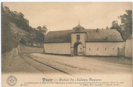 Yvoir - Entrée Du Château Dapsens - Yvoir
