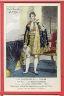 UNIFORME 1e EMPIRE LE PRINCE BORGHESE 1810 GOUVERNEUR GENERAL DES DEPARTEMENTS AU DELA DES ALPES NAPOLEON DESSIN BUCQUOY - Uniformen
