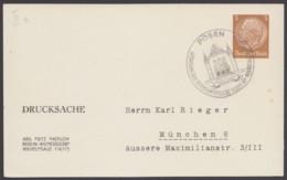 """Sst """"Posen, Universität"""", 27.4.41, Auf PP 122 B 4/10 - Briefe U. Dokumente"""