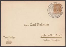 """Sst """"Schmiedefeld, Wintersportplatz"""", 17.1.30, Auf PP 97 B 6/25 - Briefe U. Dokumente"""